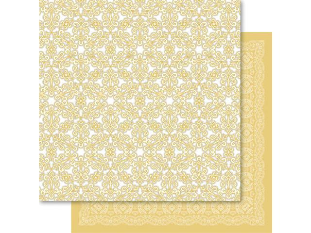 Bella! Get Hitched Double-Sided Cardstock 12