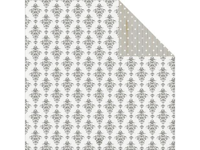 Elegant Chic Double-Sided Cardstock 12
