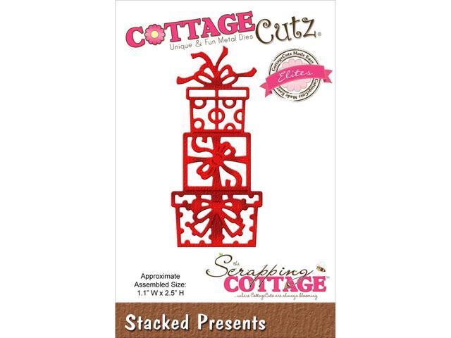 Cottagecutz Elites Die -Stacked Presents