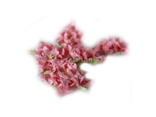 Vintage Gardenia 4/Pkg-Pink