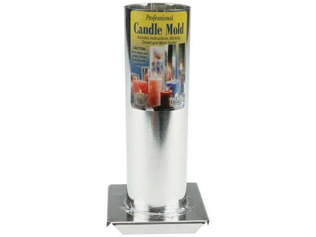"""Professional Candle Mold Metal Cylinder-2""""X6-1/2"""""""
