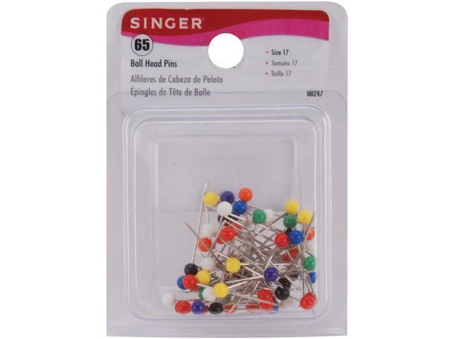 Singer Strghtpin Ball 65Ct 2901-1145
