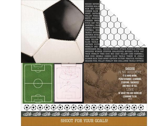 Game On! Double-Sided Cardstock 12