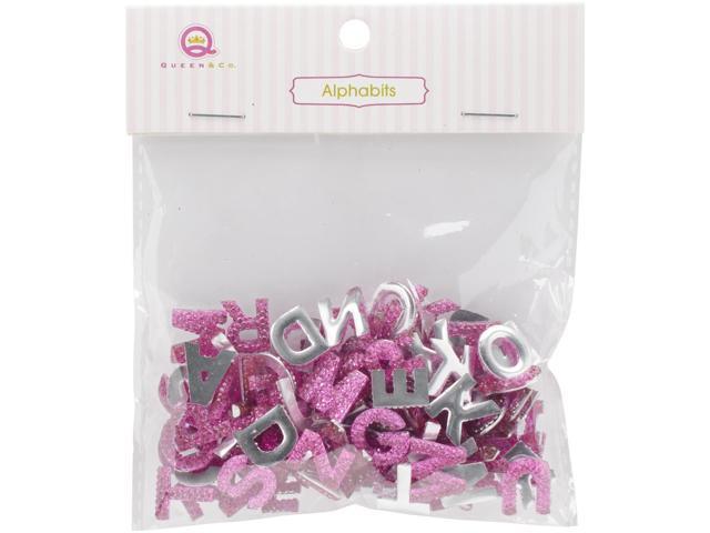 Alphabits Glitter Alphabet .5