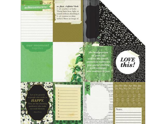 Limelight Double-Sided Cardstock 12