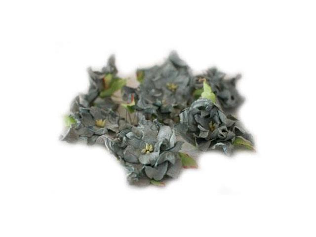 Vintage Gardenia 4/Pkg-Old Blue