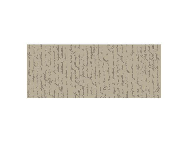 Spellbinders A Gilded Life Long Texture Plate-French Script
