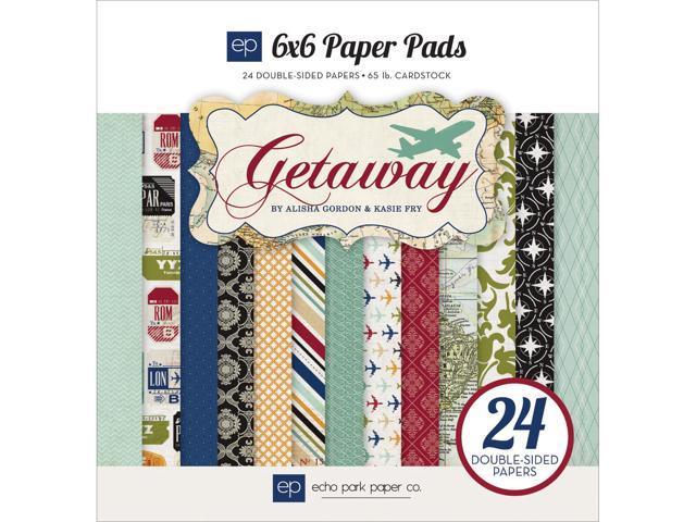 Getaway Cardstock Pad 6