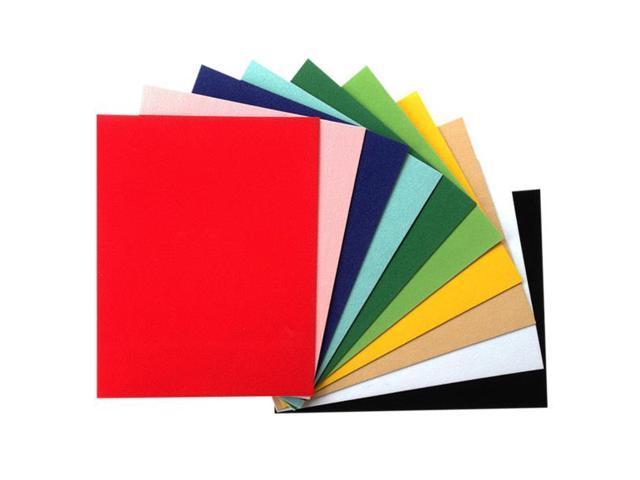 Velvet Adhesive Sheets Sampler 3.75