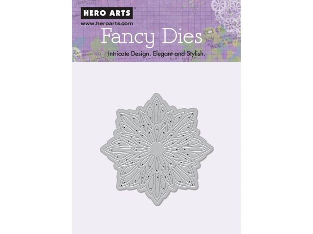 Hero Arts Fancy Dies-Blooming Flower