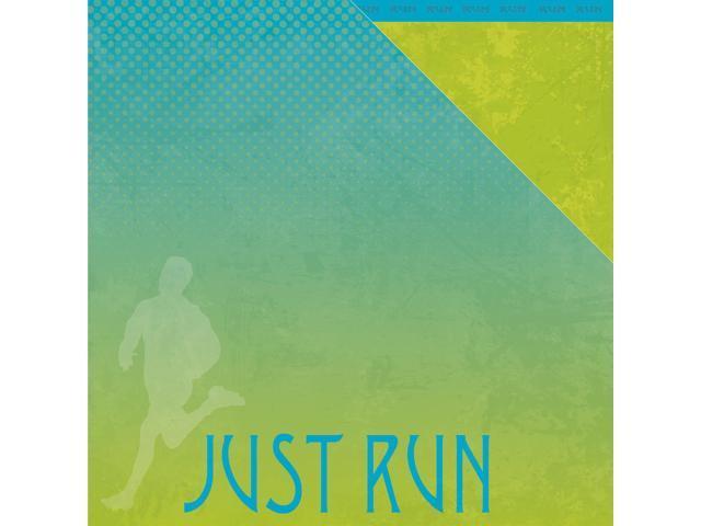 Fun Run Double-Sided Cardstock 12