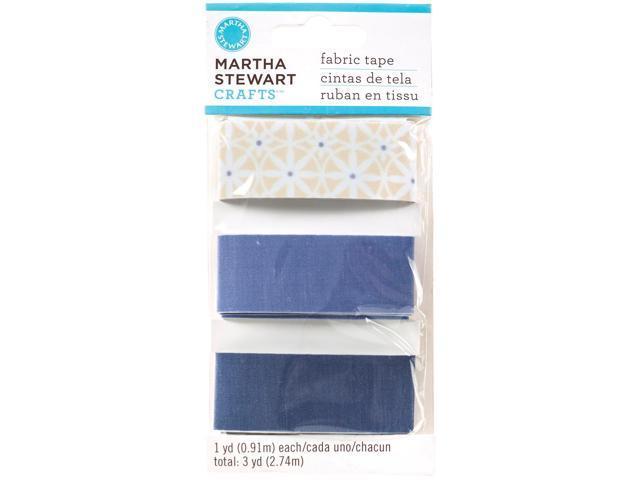 Martha Stewart 1-Yard Linen Tapes 3/Pkg-Purples