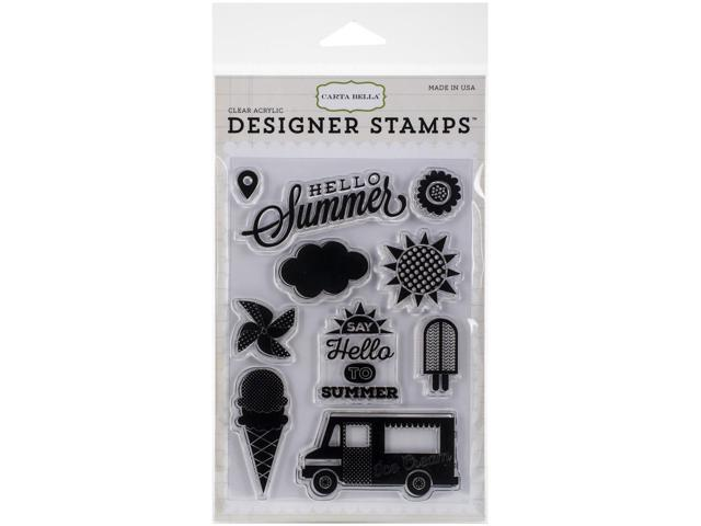 Carta Bella Stamps 4