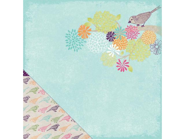 Springtime Double-Sided Cardstock 12