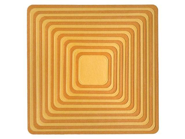 Lifestyle Nesting Dies-Squares (Rounded), 18 Dies