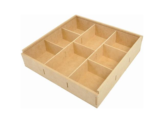 Beyond The Page Mdf Divided Storage Box-11