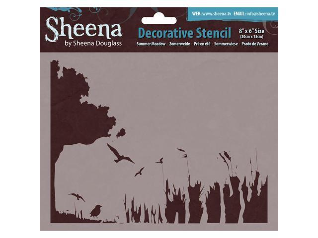 Sheena Douglass Decorative Stencil 8