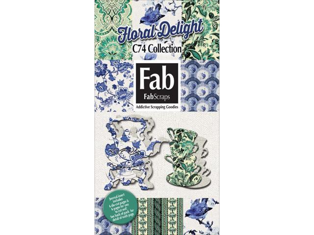 Floral Delight Journal Die-Cuts Pack-