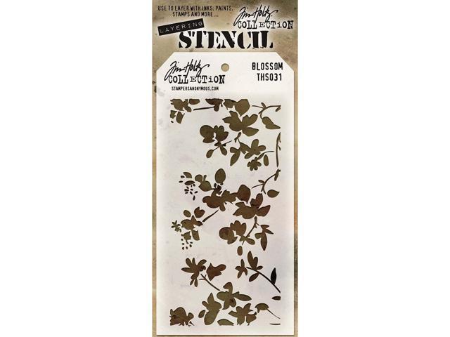 Tim Holtz Layered Stencil 4.125