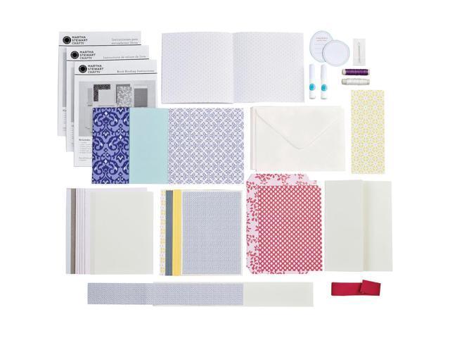 Martha Stewart Book Making Kit-
