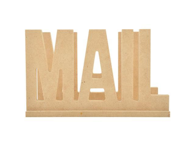 Beyond The Page Mdf Mail Holder-7.25