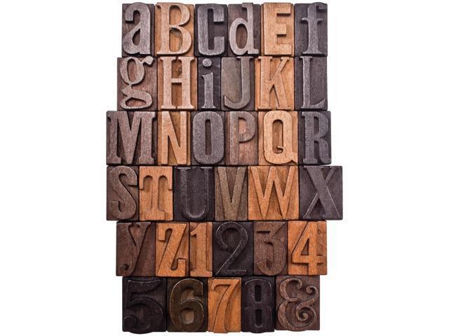 Idea-Ology Letterpress-