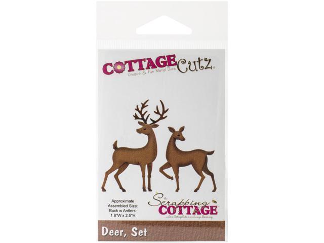 Cottagecutz Die-Deer Set