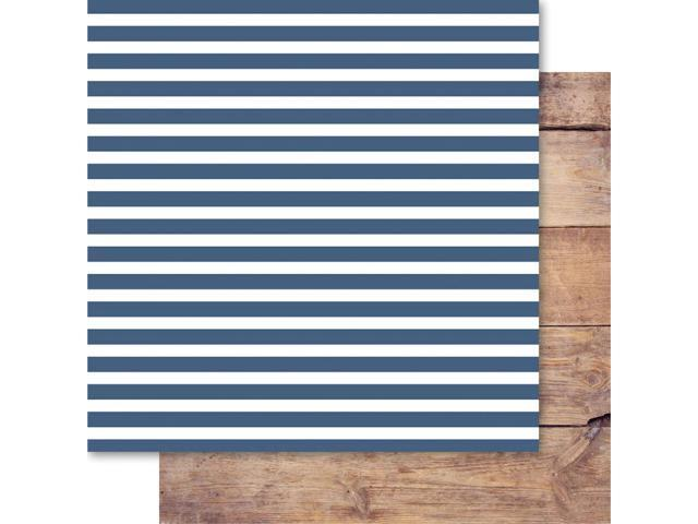 Bella! Something Blue Double-Sided Cardstock 12