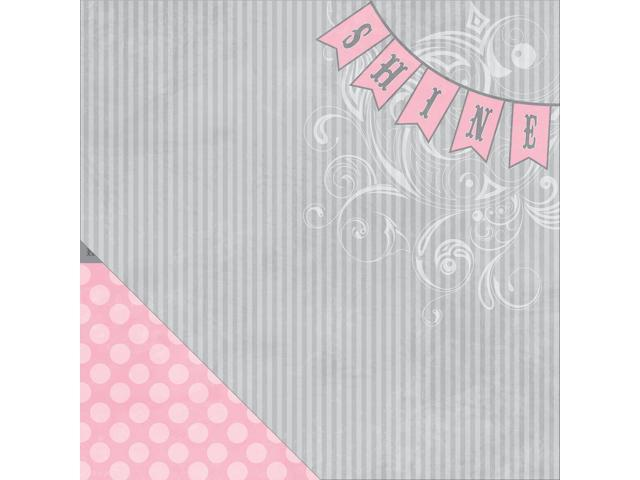 Tiny Dancer Double-Sided Cardstock 12