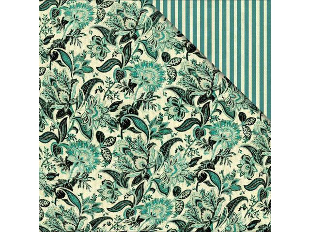 Floral Delight Double-Sided Cardstock 12