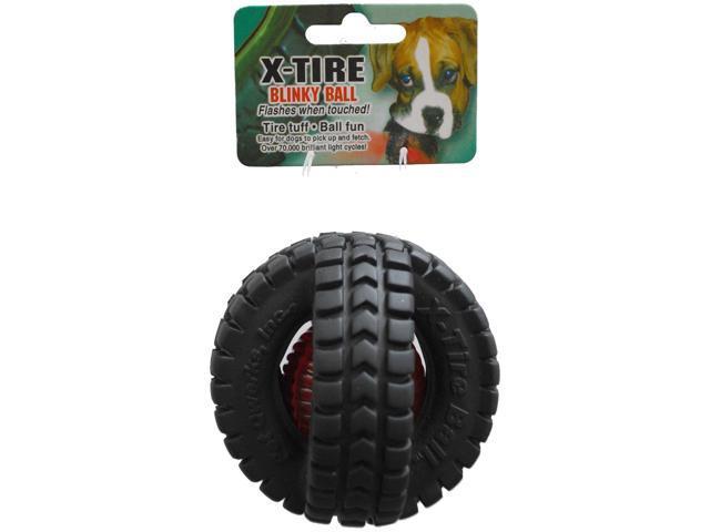 Medium Blinky X-Tire Ball-