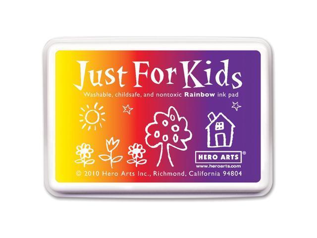 Hero Arts Just For Kids Inkpad-Rainbow