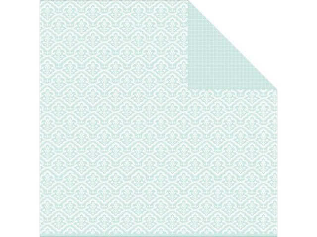 Something Blue Double-Sided Cardstock 12