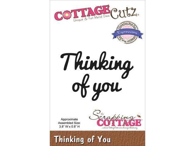 Cottagecutz Expressions Die 3.8