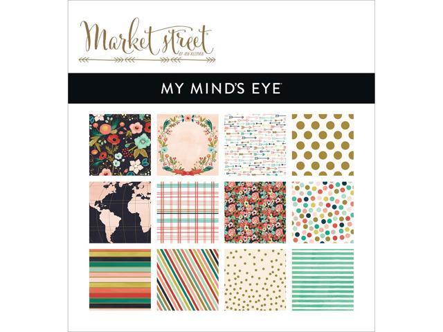 My Mind's Eye Paper Pad 6