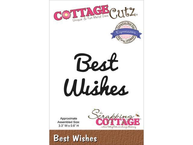 Cottagecutz Expressions Die 3.3