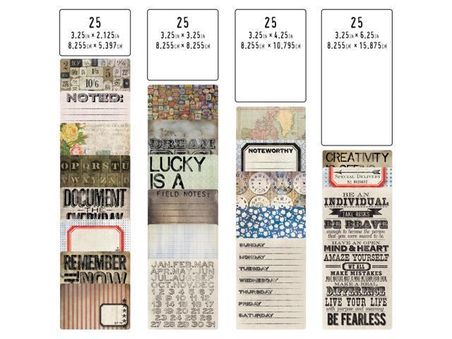 Idea-Ology Pocket Cards-
