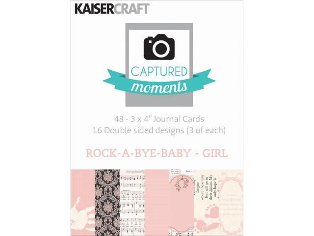 Captured Moments Double-Sided Cards 3