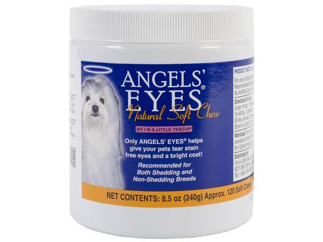 Angels' Eyes Natural Soft Chews For Dogs & Cats 120Ct-Chicken