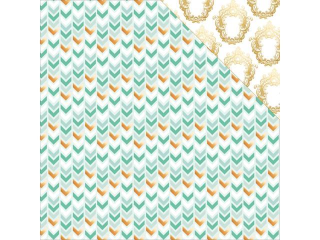 #Happy Double-Sided Cardstock 12