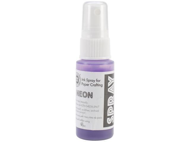 Hero Arts Neon Ink Spray-Purple