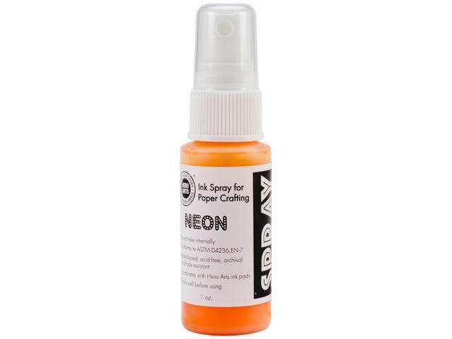 Hero Arts Neon Ink Spray-Orange