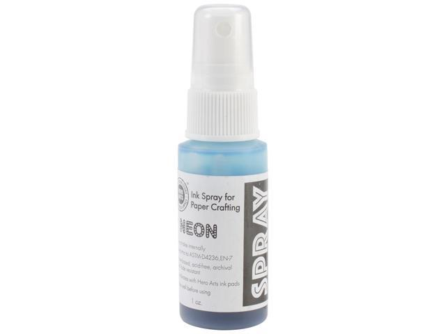 Hero Arts Neon Ink Spray-Blue