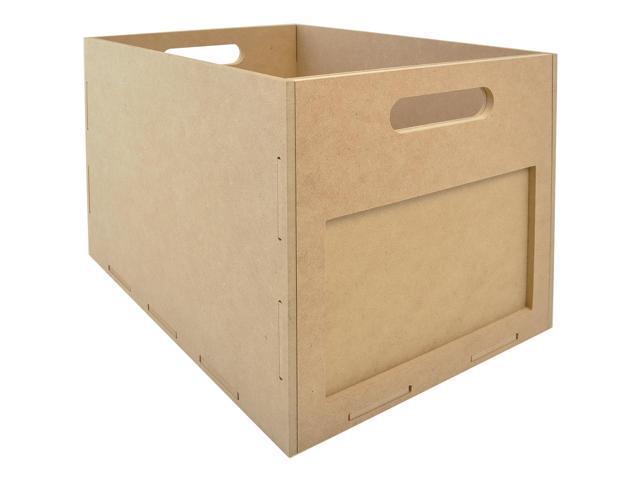 Beyond The Page Mdf Medium Utility Box-13.5