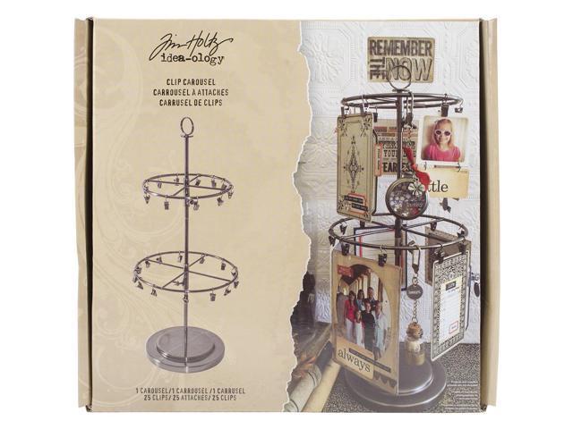 Idea-Ology Clip Carousel -
