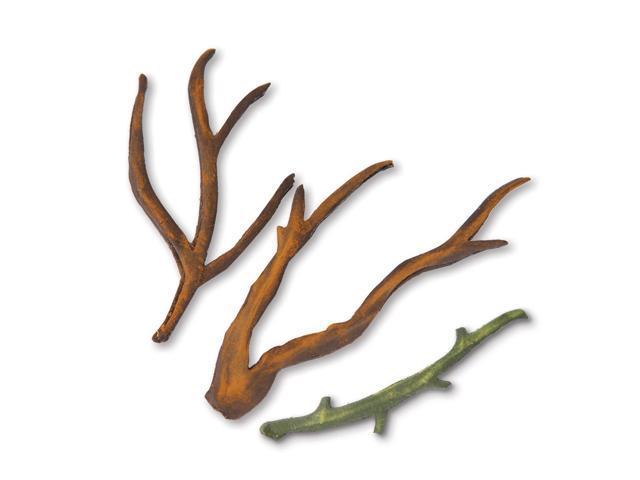 Sizzix Thinlits Dies 3/Pkg-Branches & Stem