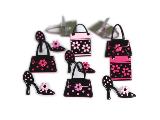 Eyelet Outlet Shape Brads-Purses & Shoes