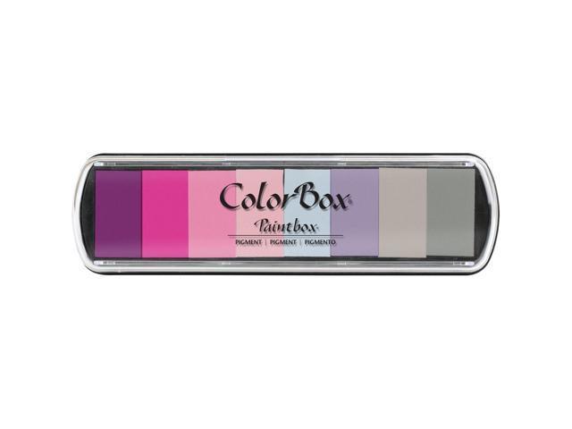 Colorbox Pigment Paintbox Option Pad 8 Colors-Love