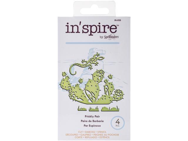 Spellbinders Shapeabilities In'spire Die-Prickly Pear