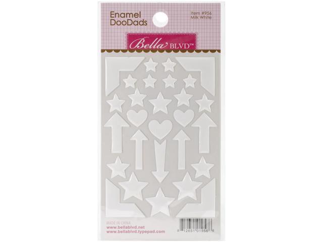 Enamel Stickers 3